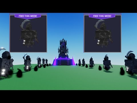 If Grim Reaper kit was free on Roblox Bedwars...