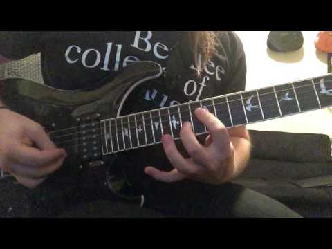 Cliffs of Dover - Eric Johnson (Guitar Cover)
