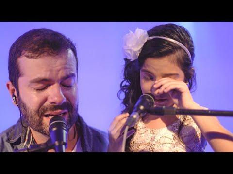 Emocionante - Pai e Filha - Yasmin Verissimo & Serginho Vílem - Cuida