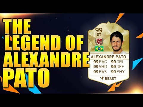 PATO GR REVIEW | AC MILAN VERSION?! | FIFA ONLINE 4 REVIEW