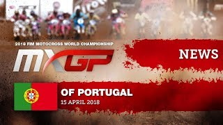 Mundial MX - GP Portugal - Classificatórias