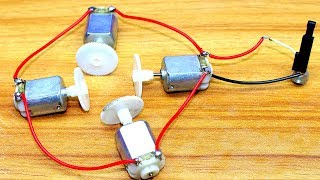 Free Energy Electricity Generator Using Dc Motor - Free Energy Generator With Pizeo Igniter