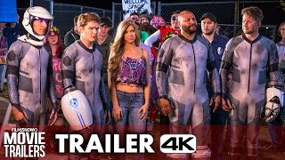 Lazer Team Official Trailer #2   Sci Fi Action Comedy [4K Ultra HD]