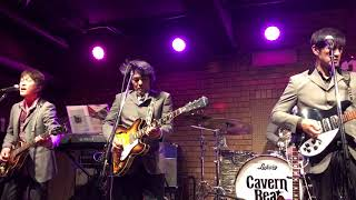 """WETBEANS """"Lucille"""" (Beatles cover) CavernBeat 1st stage 16th.9.2017"""