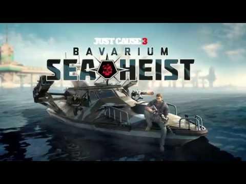 Just Cause 3 Bavarium Sea Heist ESRB thumbnail