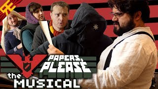 Mix - Papers Please: The Musical