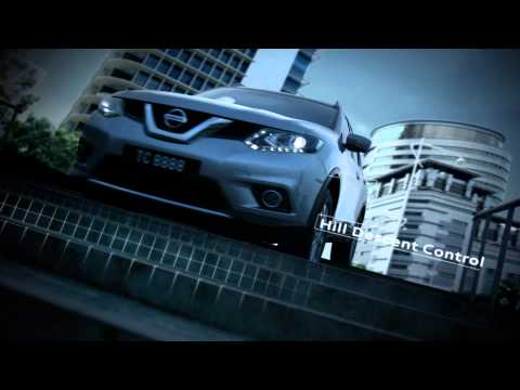 All-New Nissan X-Trail 'The Urban Thrill' TV Commercial