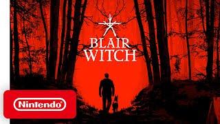 Nintendo Blair Witch - Launch Trailer  anuncio