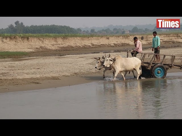 Nepal villages cope with climate-induced floods