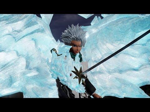 Jump Force - Toshiro Hitsugaya Gameplay Trailer (HD)