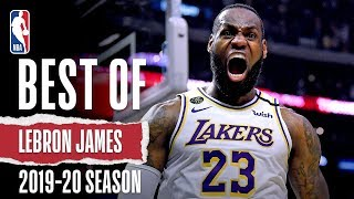 Best Of LeBron James | 2019-20 NBA Season