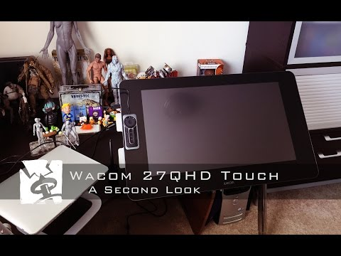 Wacom 27QHD Touch - Review