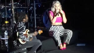 Anne Marie - Perfect - Ed Sheeran Divide Tour 1st May 2017 HD