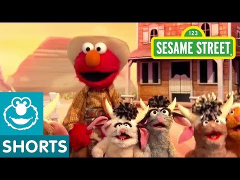 Sesame Street: Elmo the Musical Cowboy