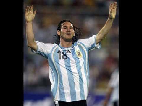 Lionel Messi - The Magic Man! (Messias)