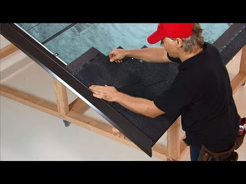Wie verlegt man IKO Dachschindeln? Basisschulung für Dachdecker