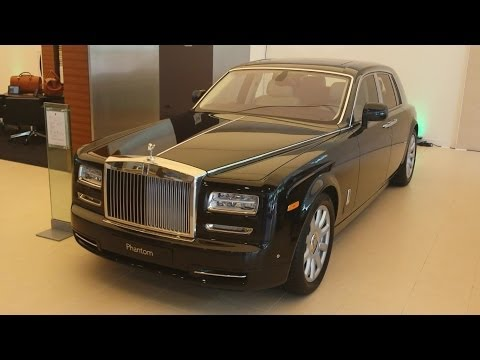 Rolls Royce Phantom 2015 In Depth Review Interior Exterior