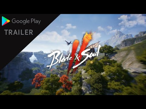NCSoft's Korean Blade & Soul 2 Showcase - Shows Off Gameplay and a Google Play Trailer