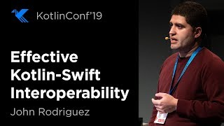 Effective Kotlin-Swift Interoperability