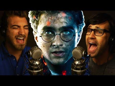 Harry Potter Song - Rhett & Link