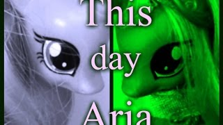 "My little pony ""This Day Aria"" (Toys Version)"