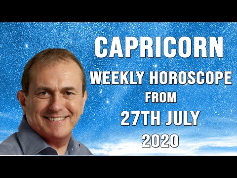 Weekly Horoscopes from 27th July 2020