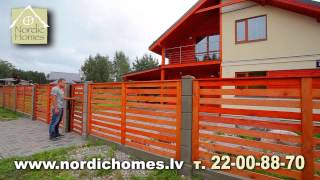 Nordic Homes ciemati