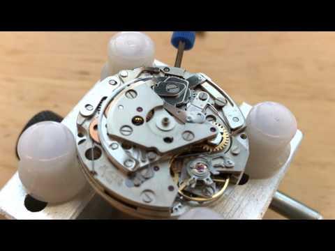 Uhrenratgeber: ETA Valjoux 7750 Automatikwerk - so funktionert es