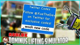 dominus lifting simulator nathorix code - TH-Clip