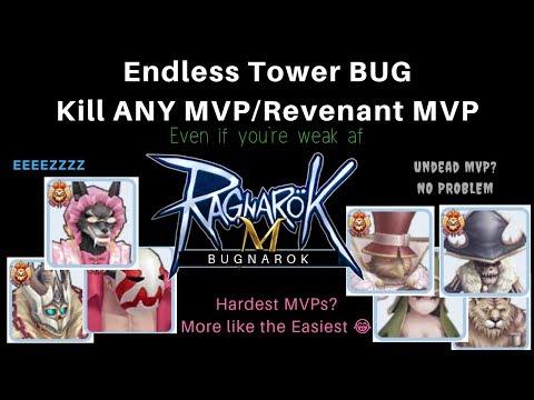 ENDLESS TOWER BUG! Easy Flr 100/101 (Free Materials)- Ragnarok Mobile