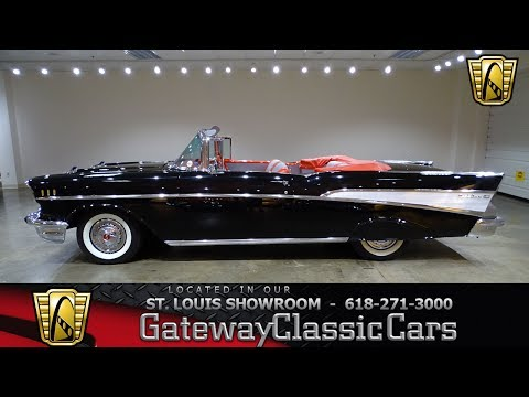Video of '57 Bel Air - LCTL