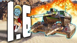 World of Tanks Приколы # 153 ( Перевороты,Баги,Фейлы и БК)