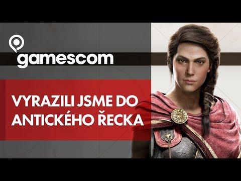 Assassin's Creed Odyssey se vrací k první civilizaci