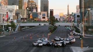 Trump visits Las Vegas in aftermath of the tragedy