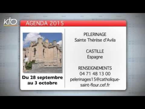 Agenda du 10 avril 2015