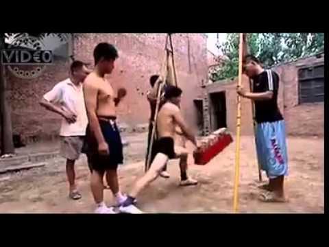 Wushu - balls of steel