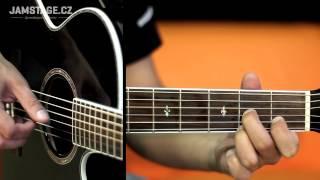 Začínáme s akustickou kytarou - Fingerstyle 2 - 1.díl (Anděl, Pramínek vlasů)