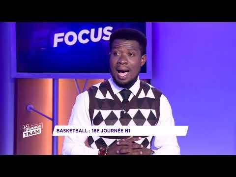 La Grande Team | Le Focus du 12 Mai 2021 | Basketball | 18e journée N1 La Grande Team | Le Focus du 12 Mai 2021 | Basketball | 18e journée N1