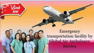 Global Air Ambulance from Srinagar with MD Doctors