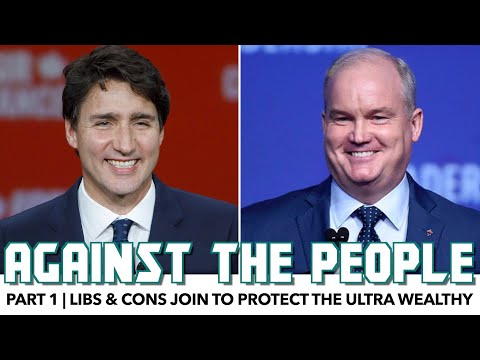 Liberals & Tories Join Forces To Protect Ultra Wealthy | Pt.1 w/ Christo Aivalis