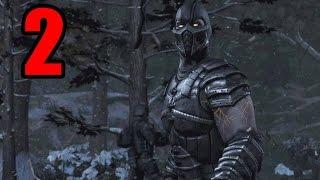 Mortal Kombat X Story Mode Pt.2 -  SMOKE SIGHTING!