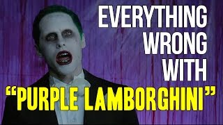 "Gambar cover Everything Wrong With Skrillex & Rick Ross - ""Purple Lamborghini"