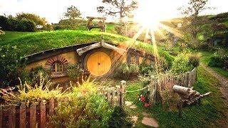 The Shire - A Brief Hobbiton Tour in Matamata New Zealand, LOTR The Hobbit