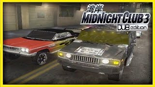 Midnight Club 3 gameplay (Vulkan Vs OpenGL) with Samsung