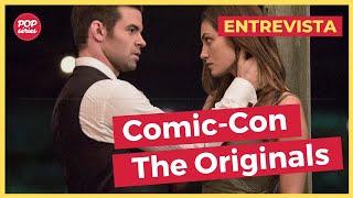 The Originals 4ª Temporada: Phoebe Tonkin E Daniel Gillies