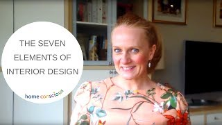 THE SEVEN ELEMENTS OF INTERIOR DESIGN   TUTORIAL AND ADVICE