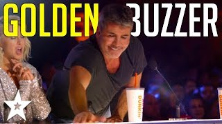 Simon Cowell's GOLDEN BUZZERS On Britain and America's Got Talent 2019!   Got Talent Global