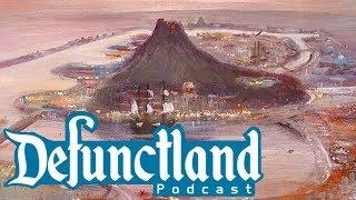 Defunctland Podcast Ep. 18: DisneySea, DisneyDo
