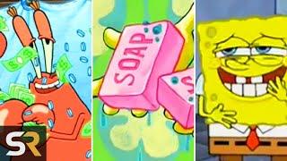 25 Creepy Hidden Messages In SpongeBob Squarepants