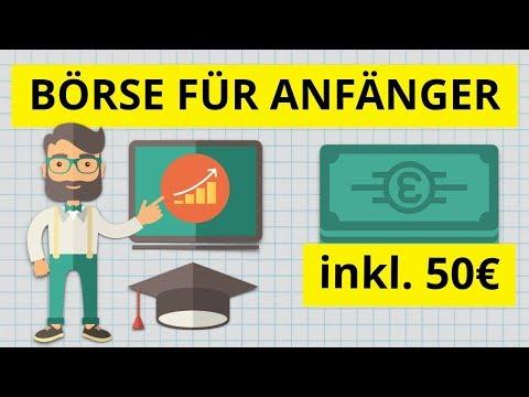 , title : 'Erfolgreich mit 25€ an der Börse investieren? So geht's - Praxisbeispiel & 50€ Guthaben